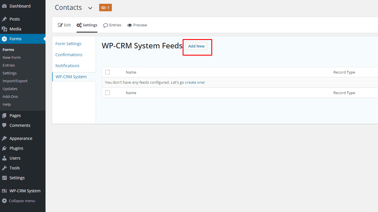 crm wp With the wp-crm you can: create custom fields for customers data compete  project management from website dashboard have in-built.