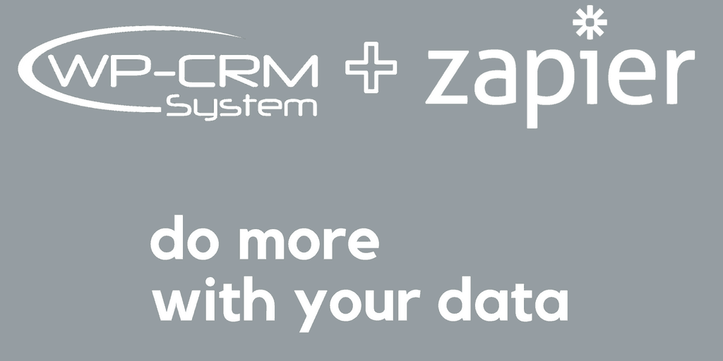 Zapier Connect for WP-CRM System