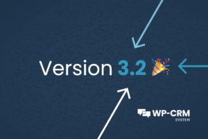 WP-CRM System version 3.2
