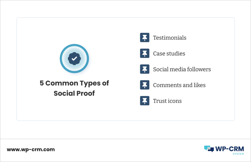 5 Common Types of Social Proof