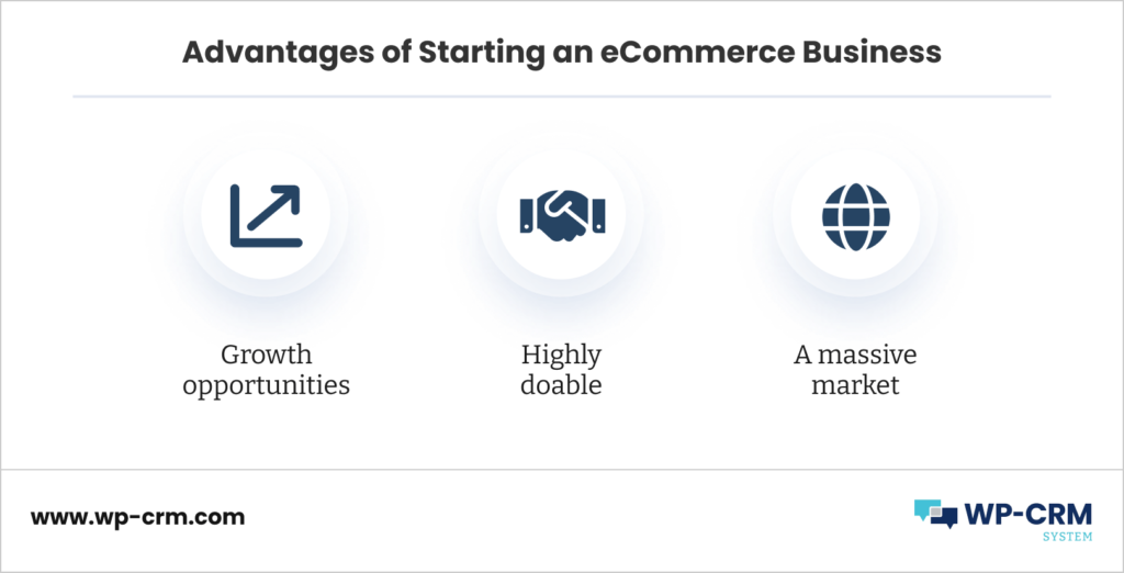 Advantages of Starting an eCommerce Business