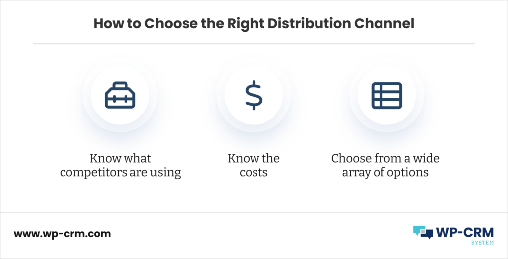 How to Choose the Right Distribution Channel