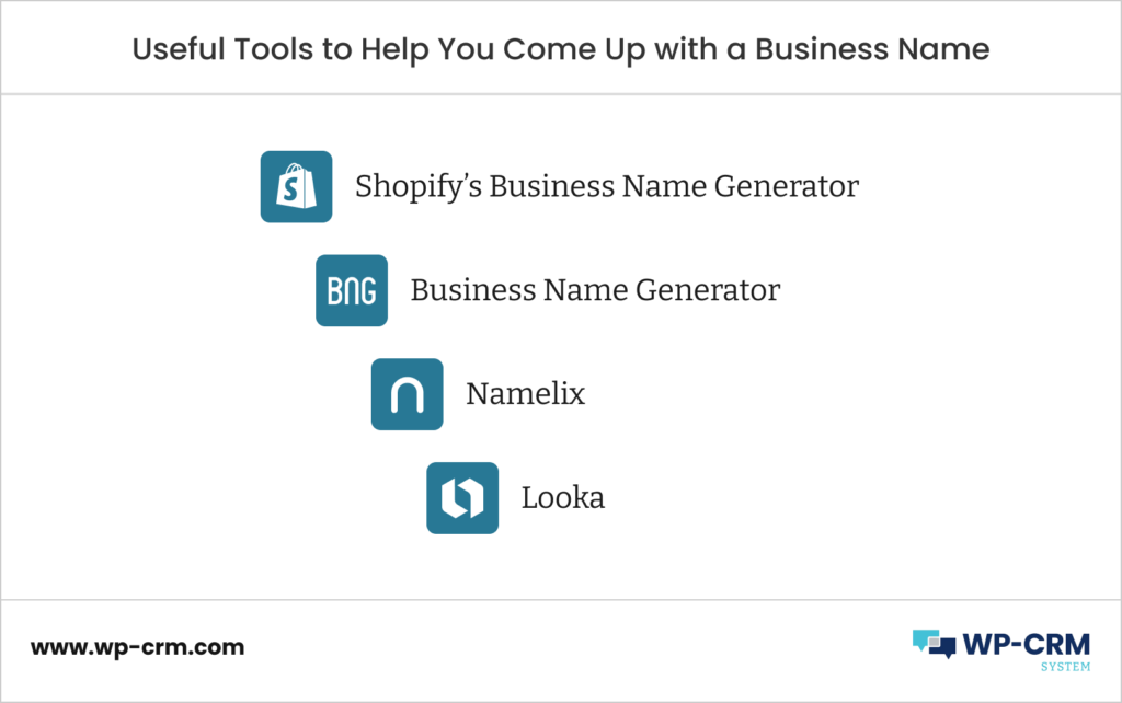 Useful Tools to Help You Come Up with a Business Name