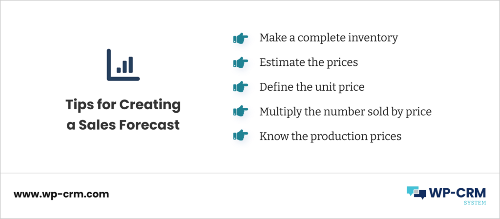 Tips for Creating a Sales Forecast